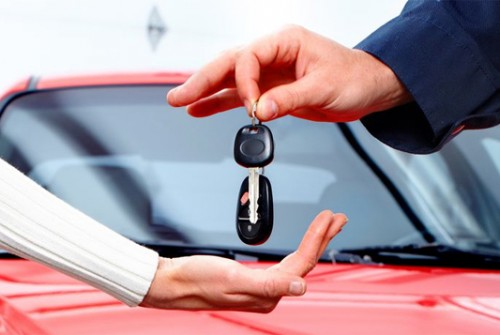 Car rental in Orange County